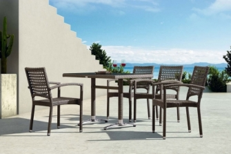 Set table and chairs HGT609