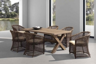 Set table and chairs HGT612