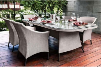 Set table and chairs Arta045T